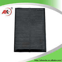 high quality high efficiency micro solar panel for watch