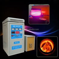 IGBT valve high frequency induction heating element making machine