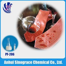 Non-ionic Water&oil Repellent Agent Hydrophobic Coating PF-210