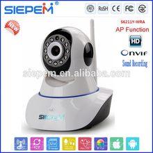 Super quality hot selling IR motorized ip camera/2 way audio baby monitor IP camera/P2P 720P WIFI Wireless kit