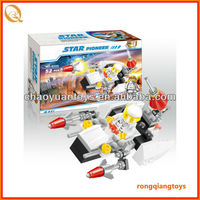 Promotional magnetic block set toy, Space team series blocks for kids BK03010334
