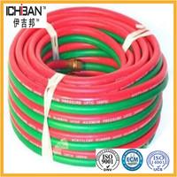 Flexible Twin Welding Hose Rubber Gas Pipe For Welding & Cuttting