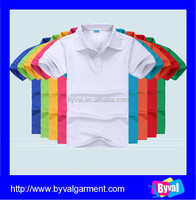 custom polo t-shirt wholesale china factory polo shirt golf polo clothing cheap price