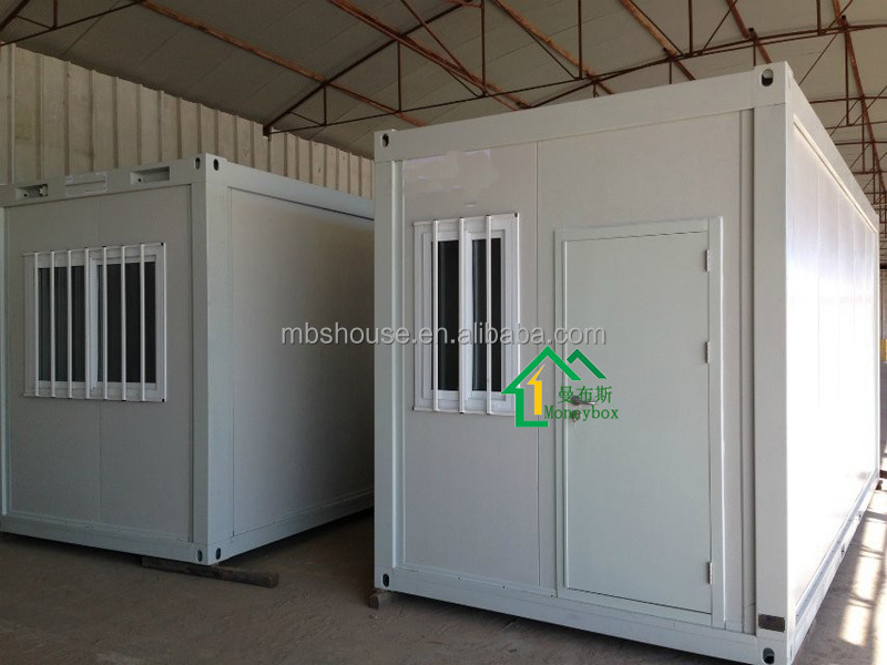 China 20ft luxury prefab shipping container homes for sale for Maison low cost container