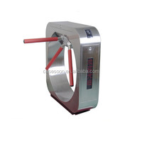 manual tripod turnstile Fingerprint Turnstile Security System Electronic Access Tripod Turnstile