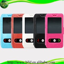 """With stand 4 sizes universal case for smartphone,leather universal flip phone case for 3.8""""-5.8"""" phone"""