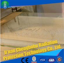 12 mm X-ray shielding lead glass