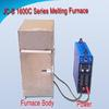 High Temperature Brass Melting Furnace Induction Heating Furnace