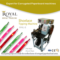 full automatic shoe lace tipping machines HOT SALE