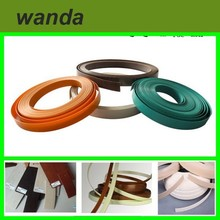 good quality 2*22mm pvc plastic furniture edge banding