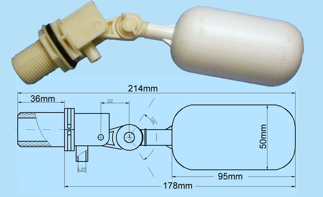 Small Float Valve (humidifier) Buy Humidifier Auto Humidifier Air  #157CB6