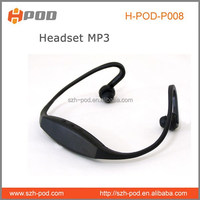 2014 newest design waterproof sports mp3 player