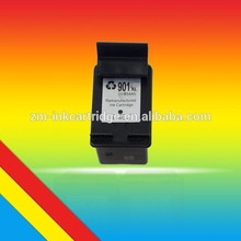 for HP 901XL Black printer remanufactured ink cartridge