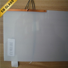 Opaque Treatment pdlc Material electric glass film , dimmable car glass film, eb glass