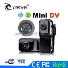 Mini hidden camera support 4G--32G micro SD card