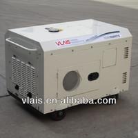 High quality 15KVA Super Silent Generator Diesel Generator, VLAIS KDE15000T, Factory Direct Supply