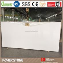 White Artificial Stone for Tub Surround & Shower Surround Panel