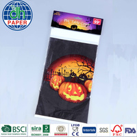transparent plastic tablecloth/plastic round tablecloth/non-toxic plastic tablecloth