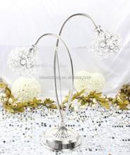 IDA led centerpiece decorations/light up tall centerpiece vase/wedding table decoration centerpiece