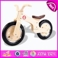 Hot new product for 2015 wooden toy kids balance bike,high quality wholesale kids bike toy,CE Certification kids bike WJ278488
