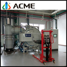 Double chamber vacuum oil quenching gas cooling/heat treatment furnace for alloy steel, mould steel, etc