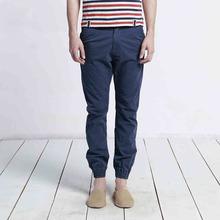 100% hombres de algodón de calidad superior chino pantalones pantalones jogger al por mayor