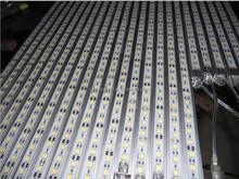 Waterproof IP67 silicon glue SMD5050 60/72LEDs/m led rigid bar
