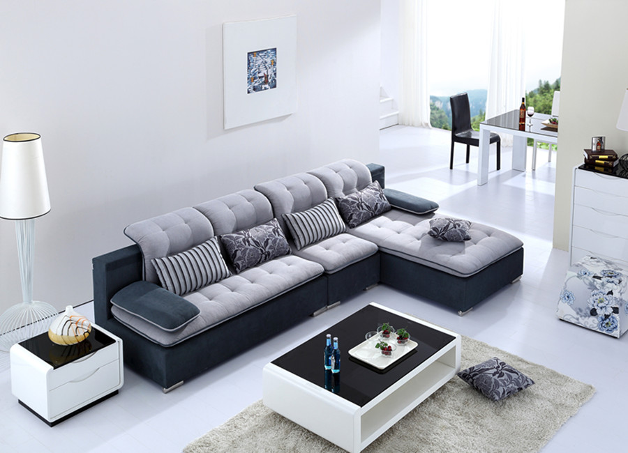 Latest Living Room Fabric Sofa Design K1208 View Latest Living Room Sofa Des