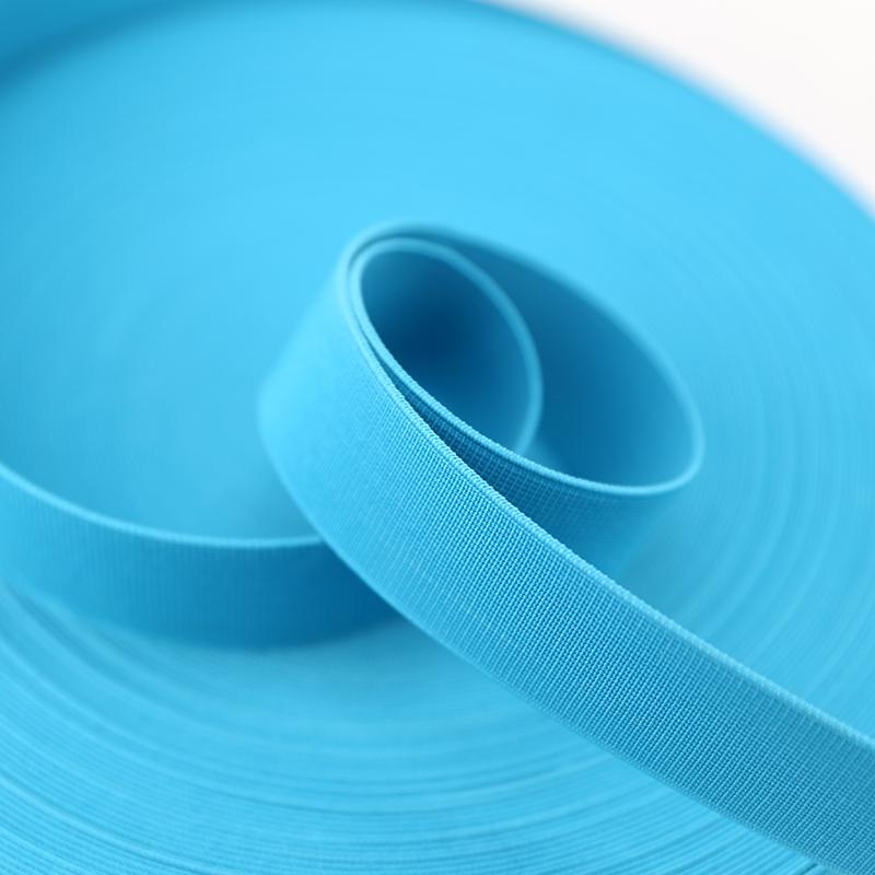 Nova tendência do produto personalizado à prova d' água impressa elástico para o roupa interior