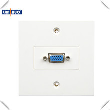 High speed rj45 wall outlet for HDTV