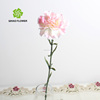 wholesale handmade carnation flowers soft touch carnation artificial carnation