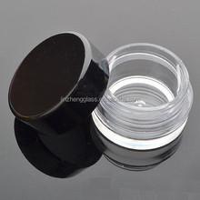 cosmetic jar glass