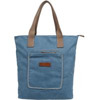 2015 Spring latest handled custom women cotton canvas tote bag