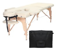 """Portable Folding Therapy Massage Table With 3 Fold High Quality Portable Folding Therapy Massage Table"