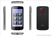 4.5inch 3g/ lte android 4.2 a smart phone, big button cell phone, 3g android