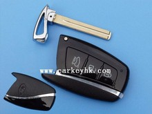 Novel Item &Promotion Hyundai 3 button remote key shell for hyundai accent key