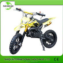 cheap price stable quality hot sale gas powered dirt bike for kids