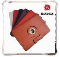 High Qulaity Wholesale belt tablet pc case 8.9 tablet leather case