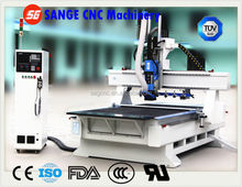 Linear 10 tools hot sale air cooling most precision woodworking cnc router cnc engraving machine