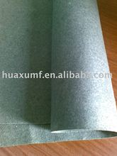 Nonwoven felt for shoes interlining, garment interlining