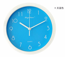 Wall clocks home decor in 10inch for wholesale