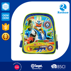 2016 Personalized Kids Canvas Backpack