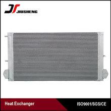 Best Selling Alunminum Oil Cooler Excavotor Heat Exchanger Core