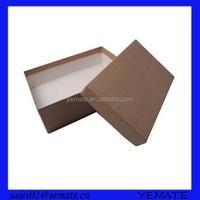 Brown cardboard cosmetic cosmetics kosmetik box kotak packaging pr