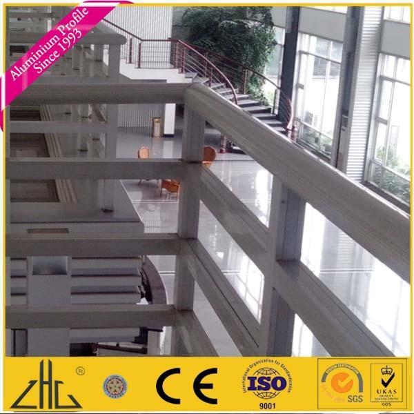 Новый дизайн алюминиевого лестницы профиль