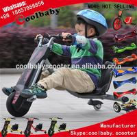 PH29 new Power flash rider 360 scooter of 3 wheel kids 350w 20 inch electric bicycle motor kit 3 wheel electric bicycle