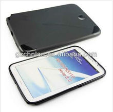 Newly designed Soft X line Gel TPU cover case for samsung galaxy note 8 case