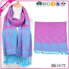 Toros BSCI aprobación beautiful lady <span class=keywords><strong>paisley</strong></span> pashmina bufanda