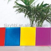 Art Tempered Glass For Decoration,Glass Sheet,With Tempered Glass Paint