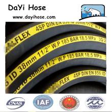 Hydraulic hose/ rubber hose/ industrial hose 4SP 4SH R13 R15 R12 R9